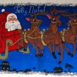 O Natal já está chegando...